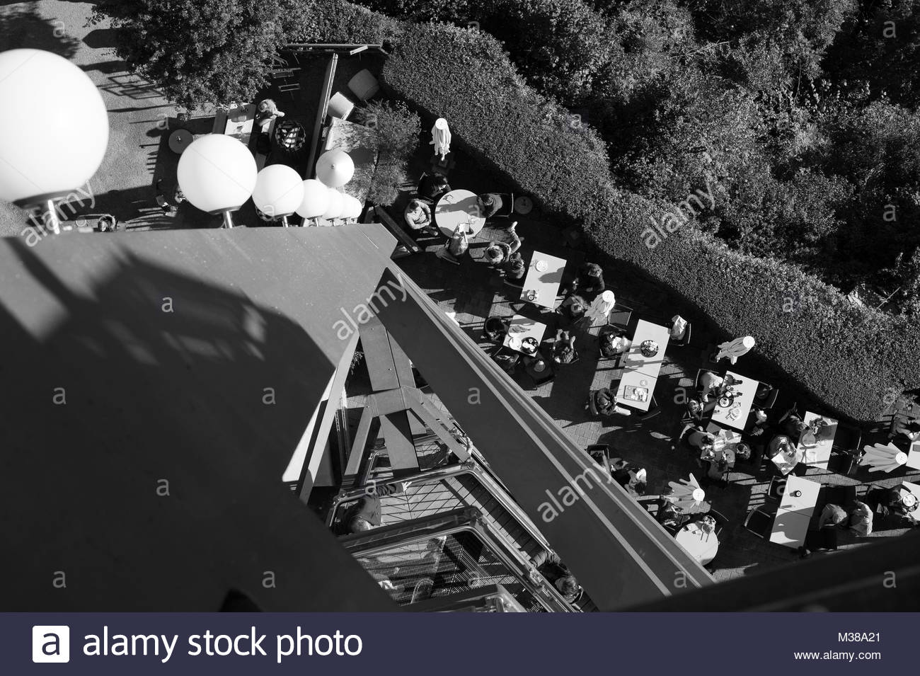 From Above - Stock Image