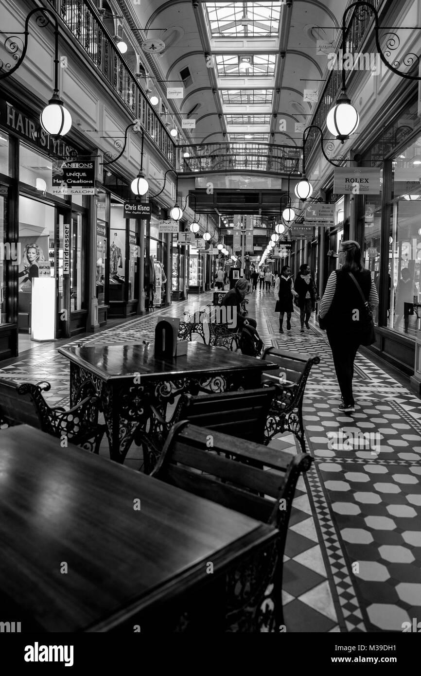 Adelaide, SA. - Stock Image