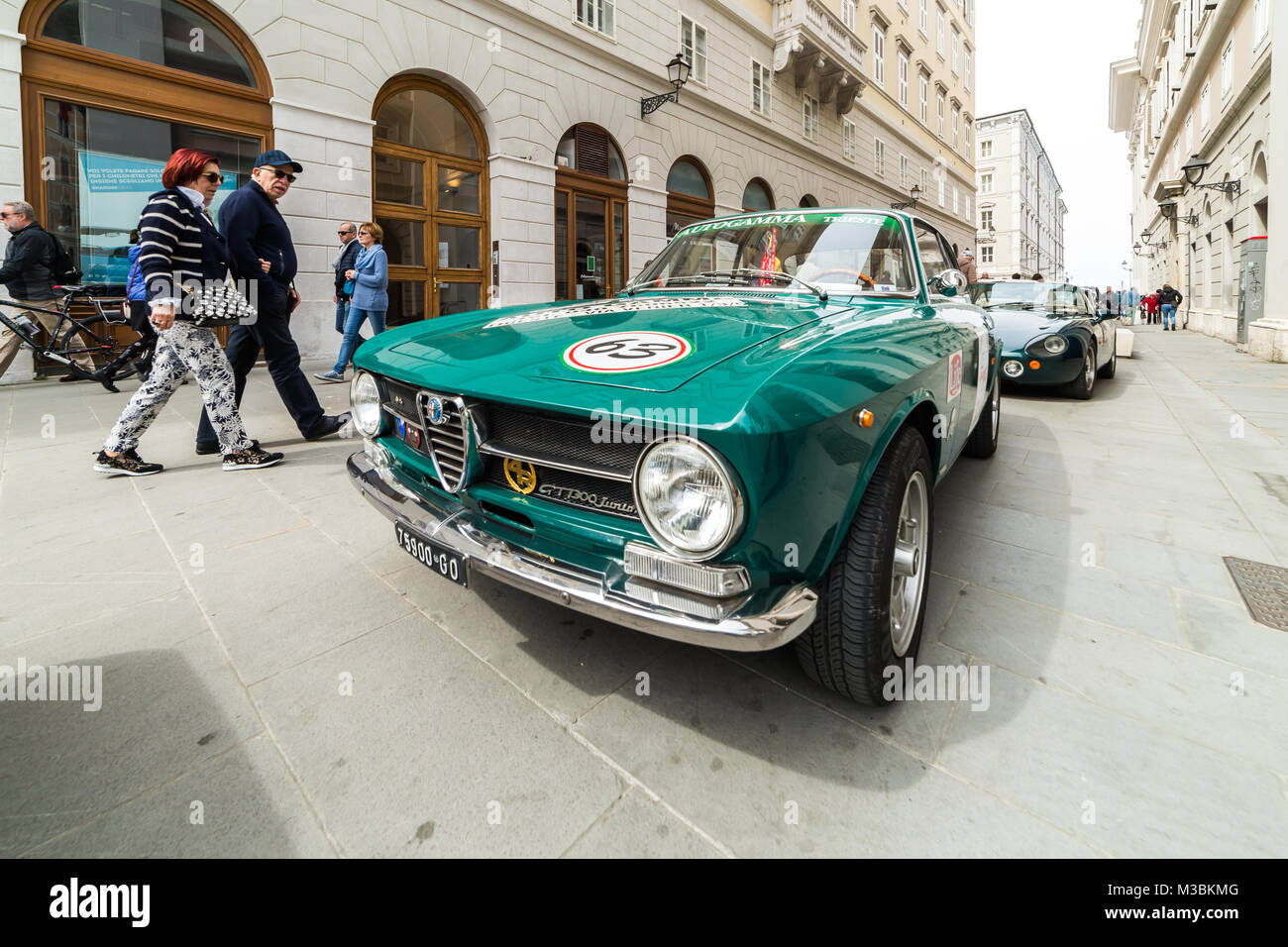 Alfa Romeo Gt Junior Stock Photos Alfa Romeo Gt Junior Stock