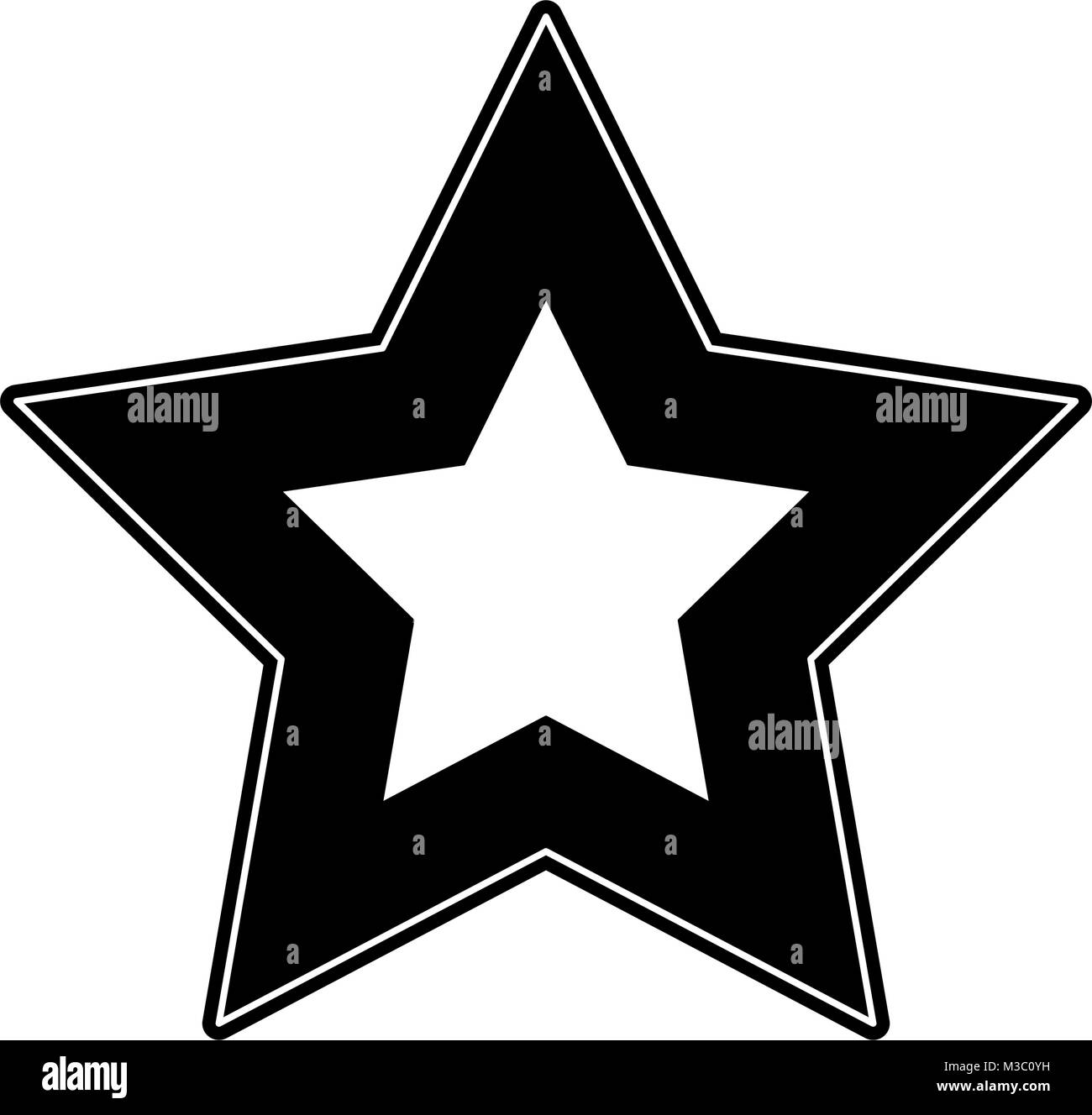 Star Pixel Video Game Play Black And White Stock Photos Images Alamy