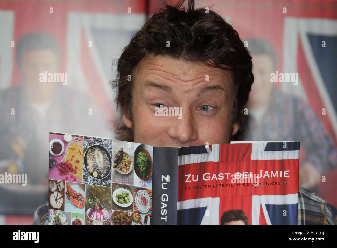 Weihnachtsessen Jamie Oliver.Photocall Mit Jamie Oliver Anlaesslich Des Erscheinens Seines Neuen