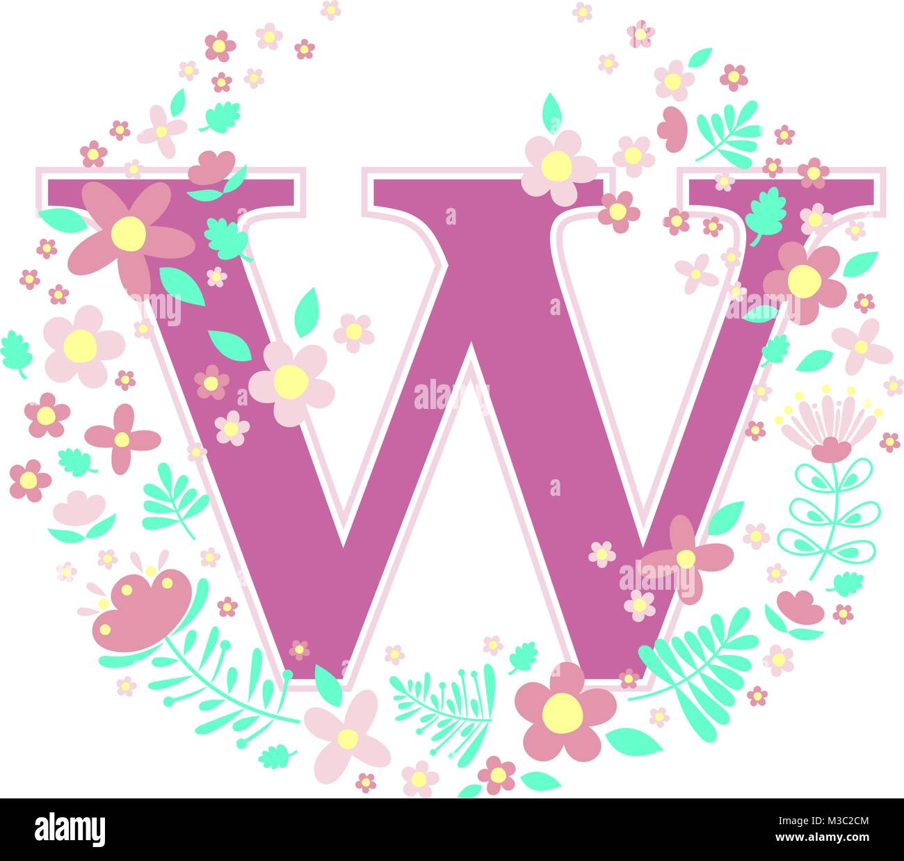 Letter W High Resolution Stock Photography And Images Alamy