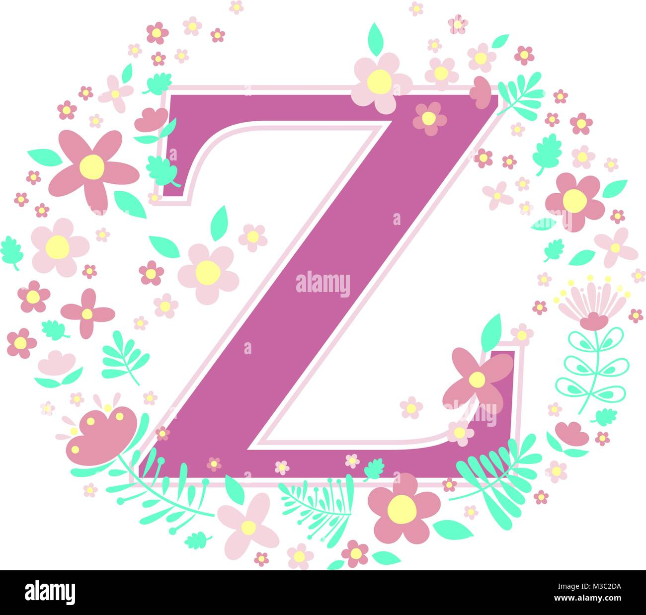 The Letter Z Stock Vector Images - Alamy