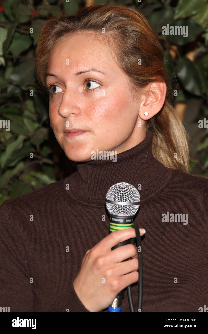 DOM PK, 23.03.2011, Stephanie Vespermann (betreibt Kasperle Theater) - Stock Image