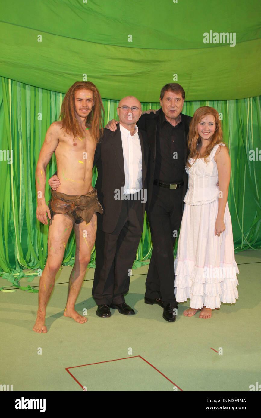 Disneys Tarzan Musical Premiere, Neue Flora Hamburg, 19.10