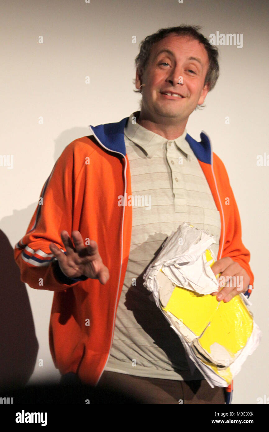 Alfons Spontan Was Vorbereitet Buxtehude Theater Im