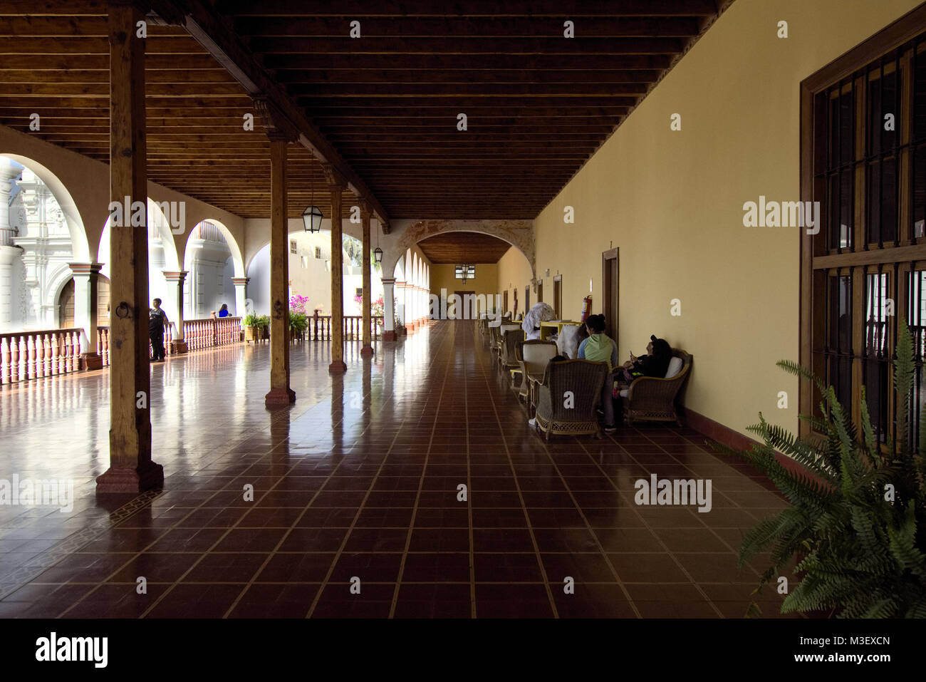 San Jose Estate, El Carmen District  Peru - Stock Image
