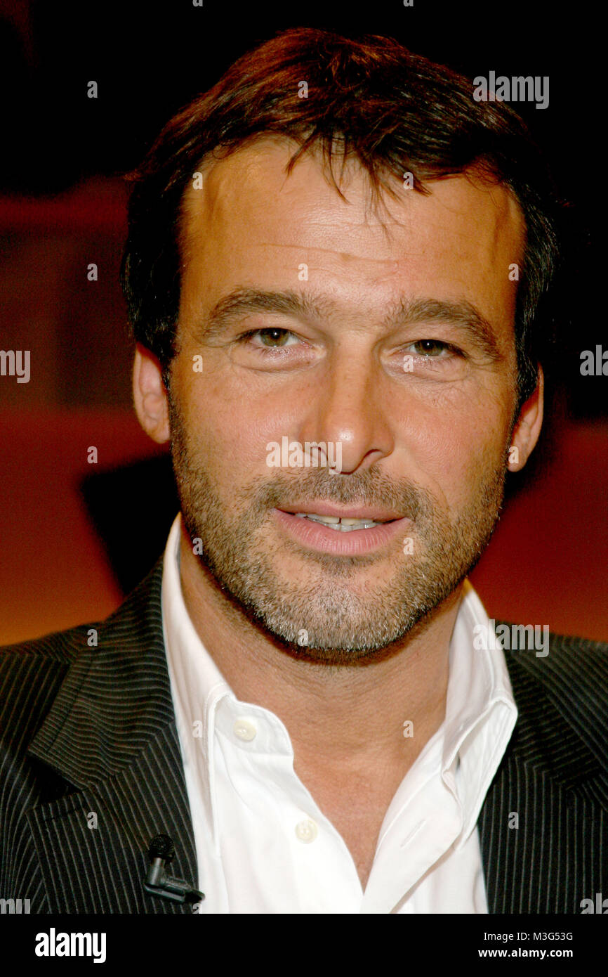 Schaubude, 03.11.2006 in Hamburg, Joachim Raaf (Schauspieler der Telenovela Rote Rosen) - Stock Image
