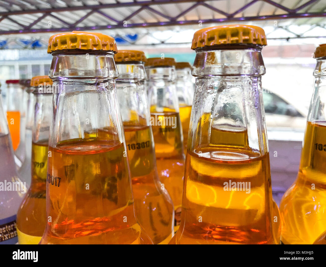 Soda Shop Drink Stock Photos & Soda Shop Drink Stock Images - Alamy