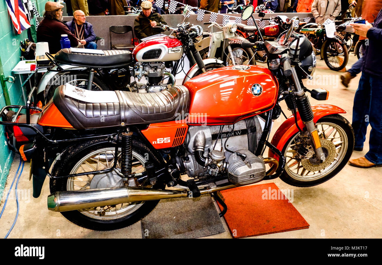 Bmw Boxer High Resolution Stock Photography And Images Alamy