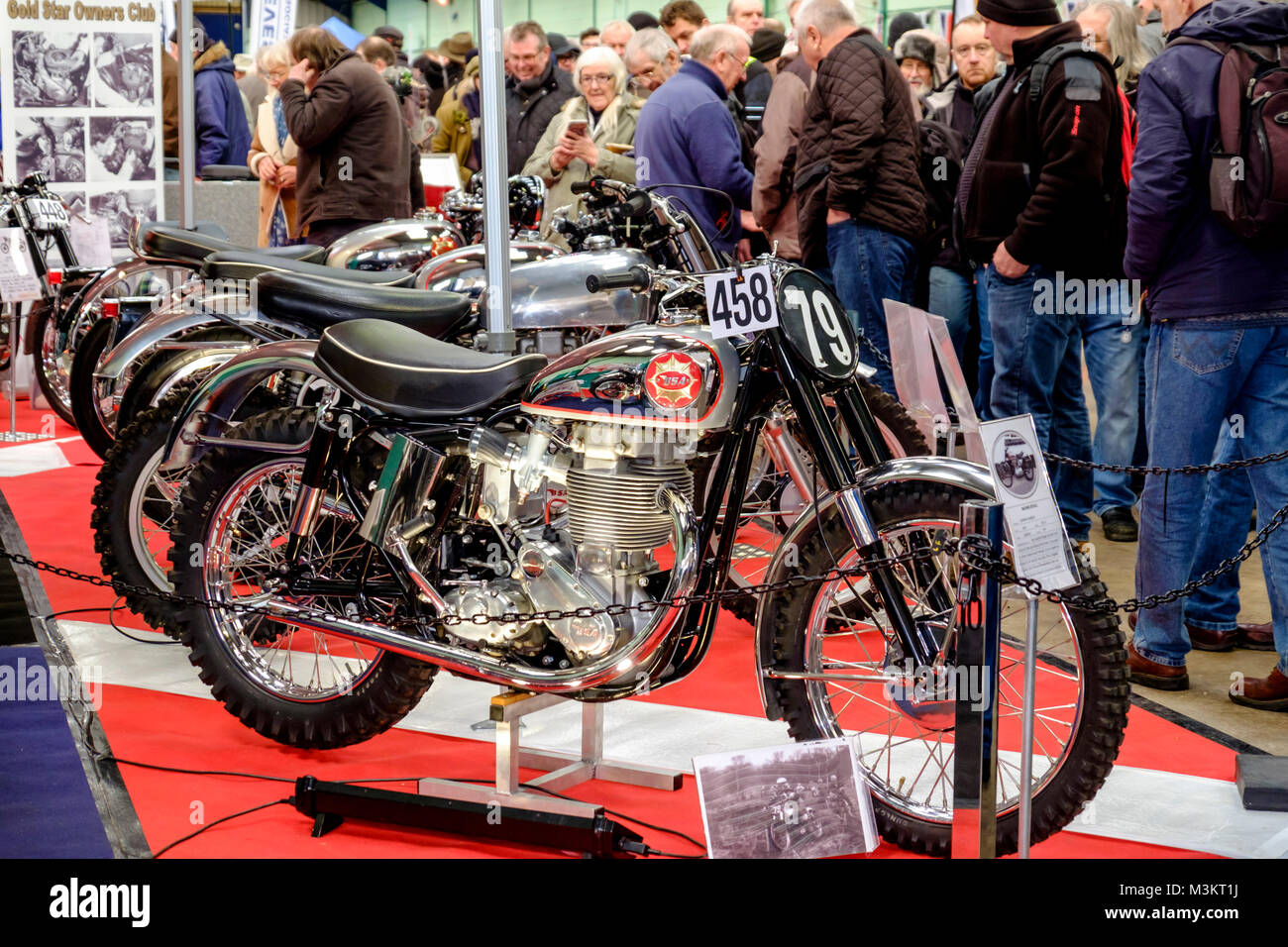 bsa owners club hampshire