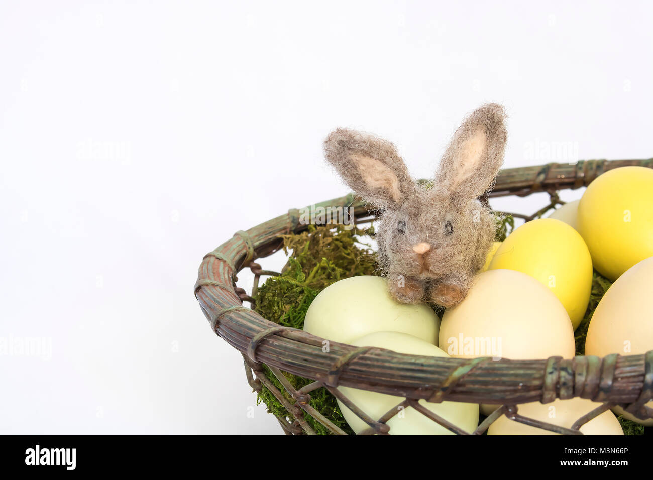 Small Easter Basket Stock Photos & Small Easter Basket Stock Images ...