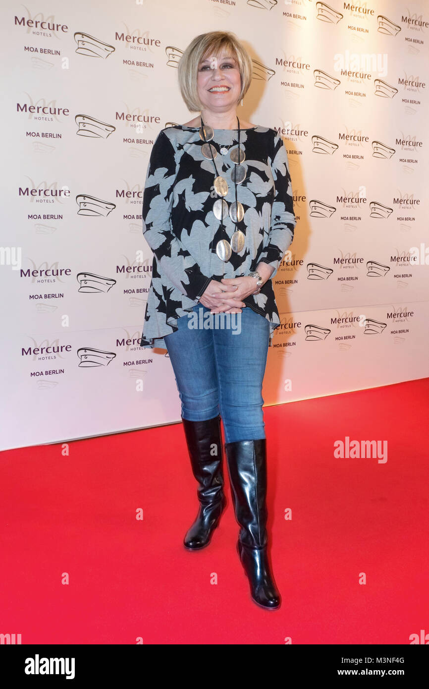 Mary Roos beim 6. smago! Awards 2017 im Berliner Mercure Hotel MOA Stock Photo