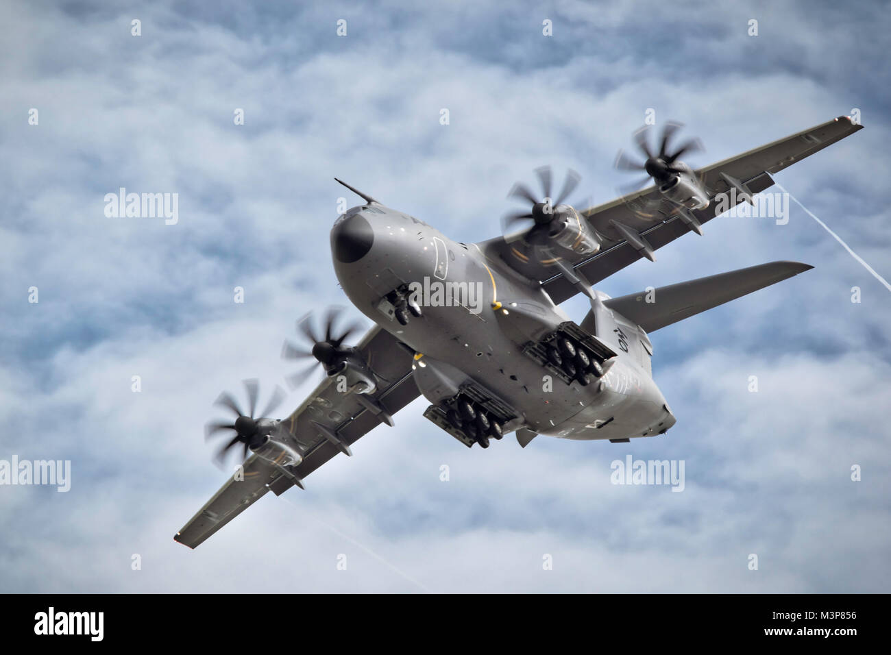 Airbus A400M Atlas military transport aircraft - Stock Image