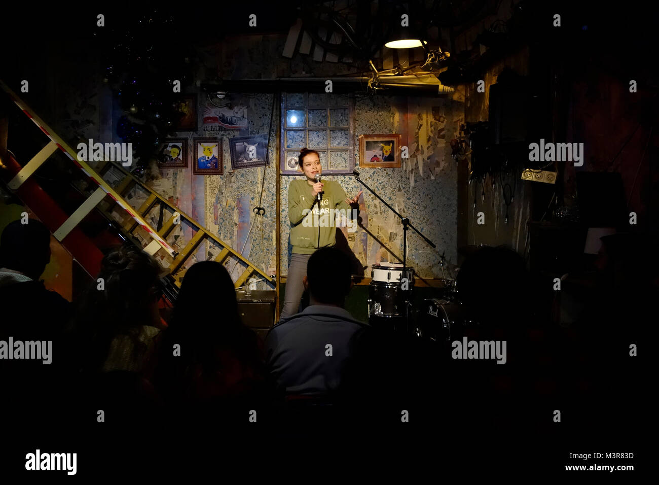 Custom Exhibition Stand Up Comedy : Stand up show stock photos stand up show stock images alamy
