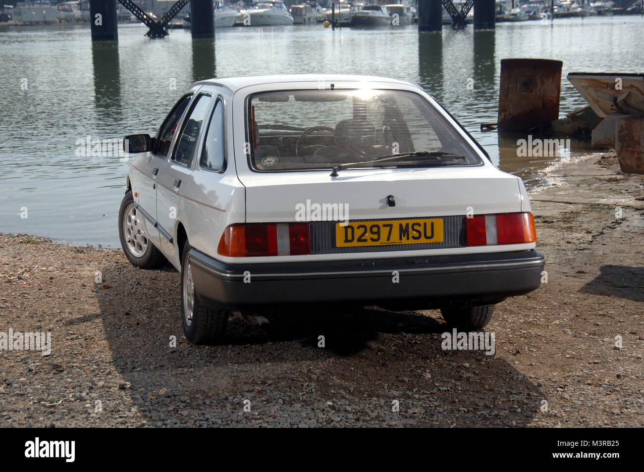 1986 Ford Sierra Hatchback Family Car And Common Rep Mobile Of