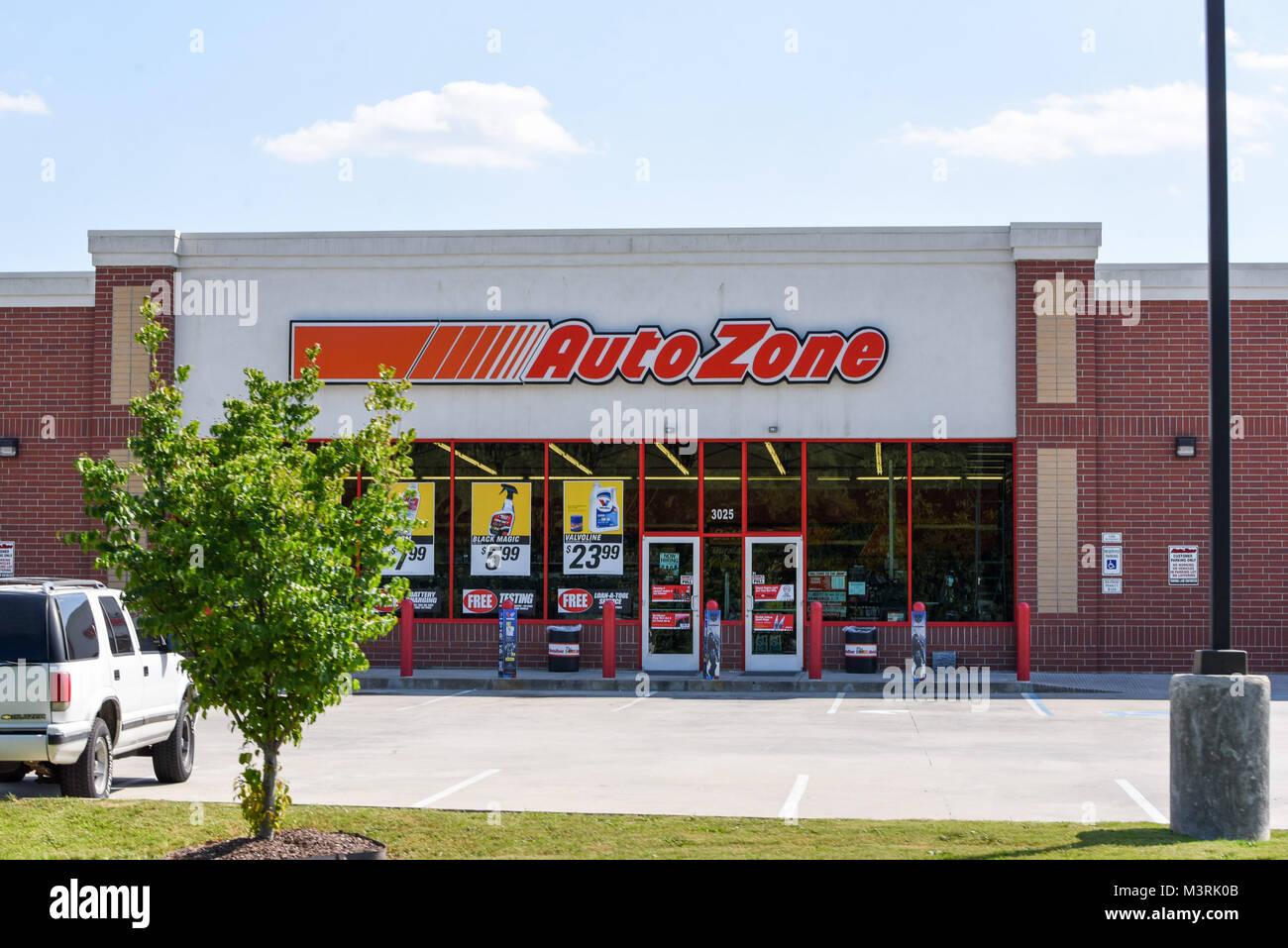 Autozone Stock Photos & Autozone Stock Images - Alamy