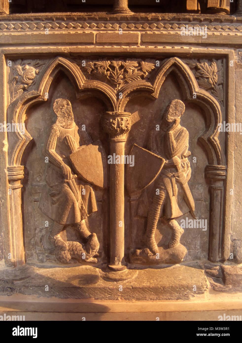 Tomb of Thomas de Cantilupe, i...