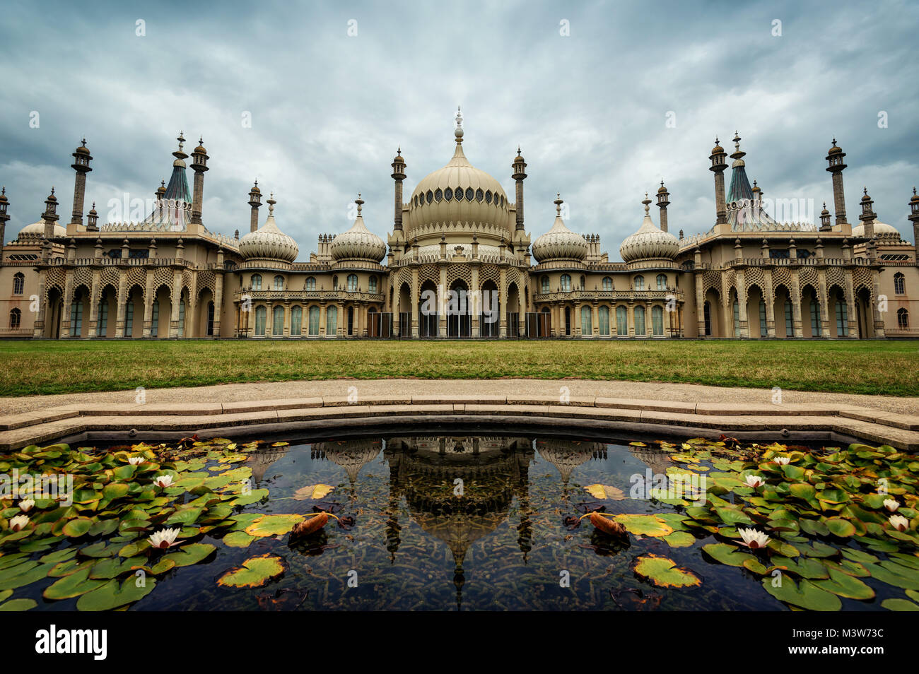 Brighton Pavillion, UK taken in 2015 - Stock Image