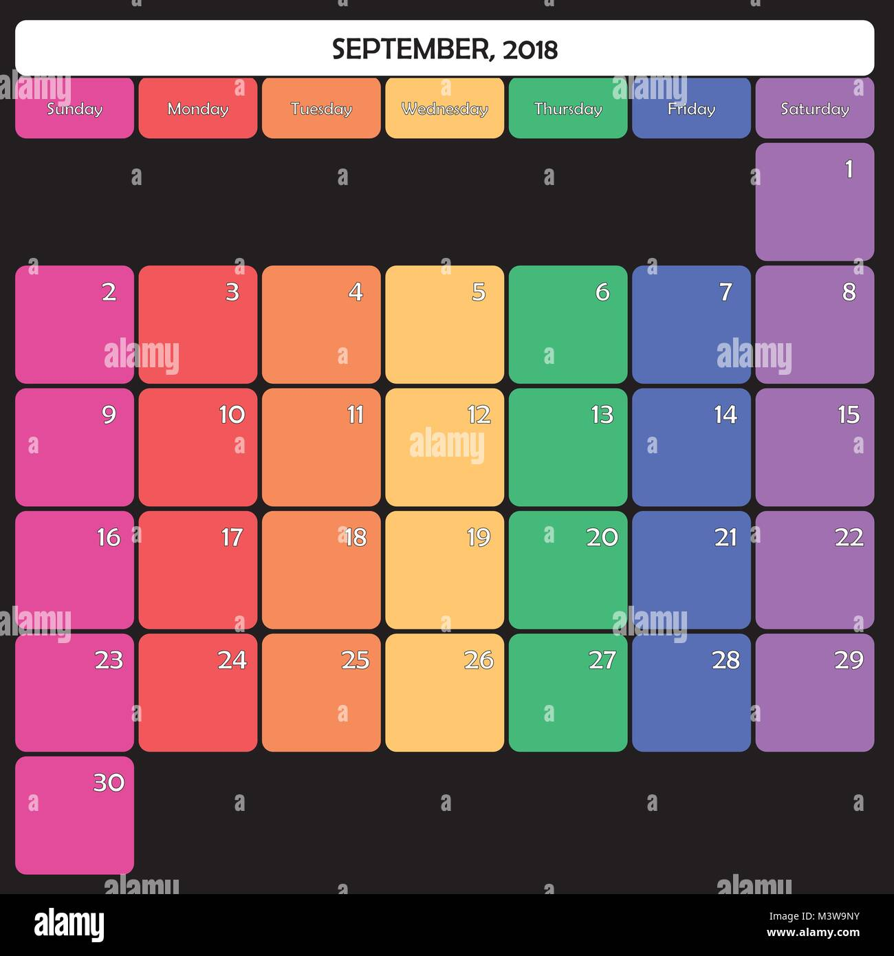 Big Calendar Planner : Calendar stock vector images alamy