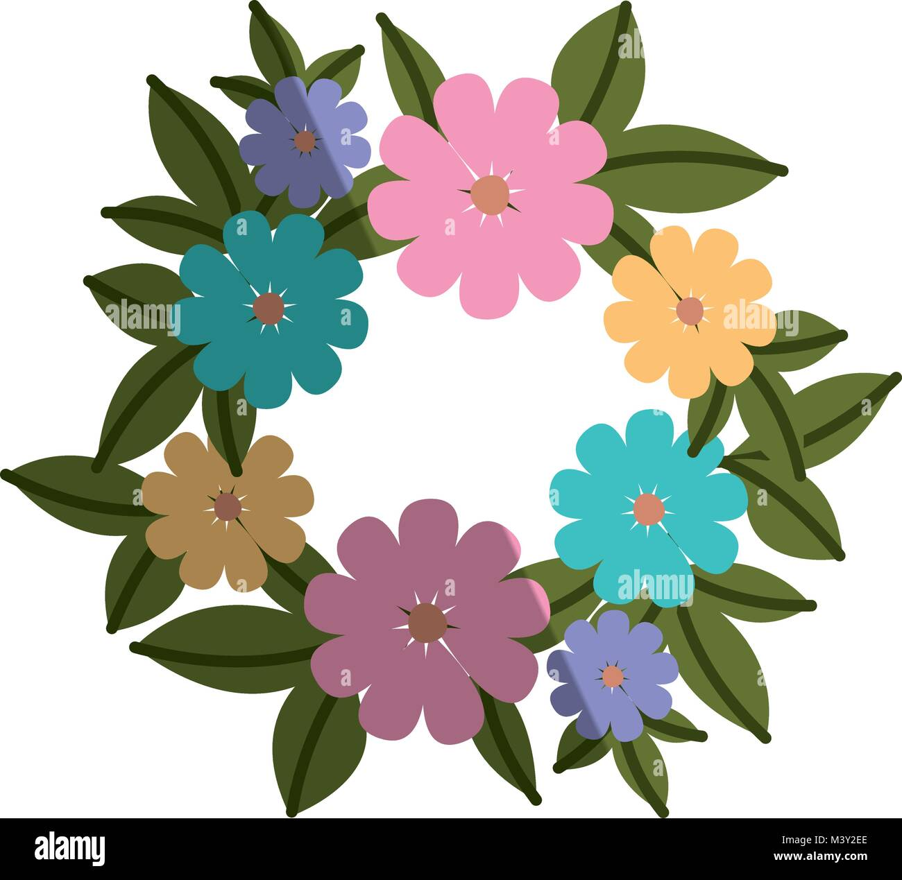 Floral Crown Stock Photos Floral Crown Stock Images Alamy