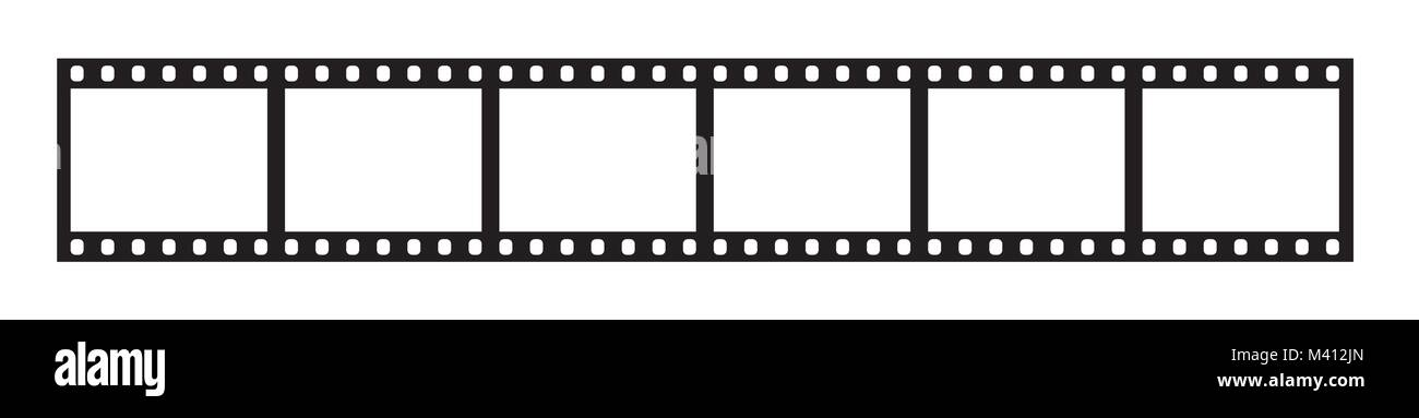 Close Up Reel Movie Film Stock Vector Images - Alamy