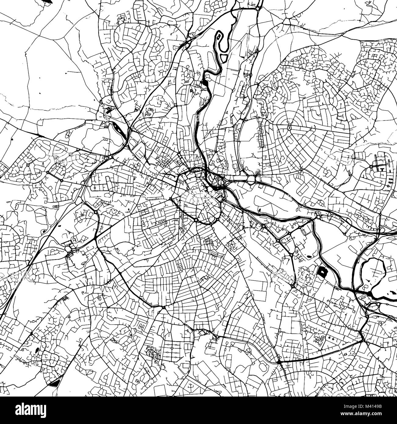 Derby Street Map Stock Photos & Derby Street Map Stock Images - Alamy