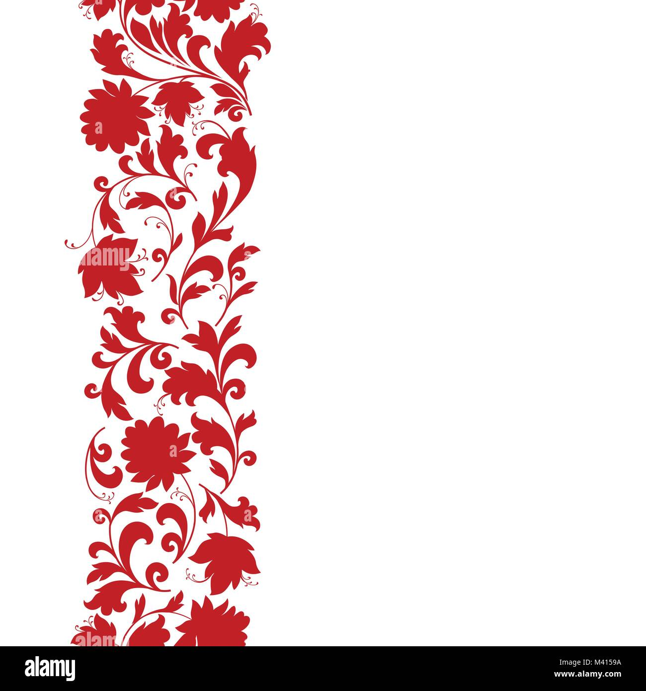 Ornate Border Stock Vector Images - Alamy