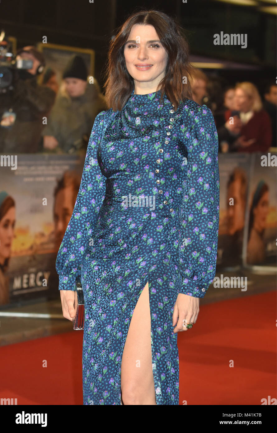 Rachel Weisz,'The Mercy' - World Premiere,Curzon Mayfair,Mayfair,London.UK - Stock Image