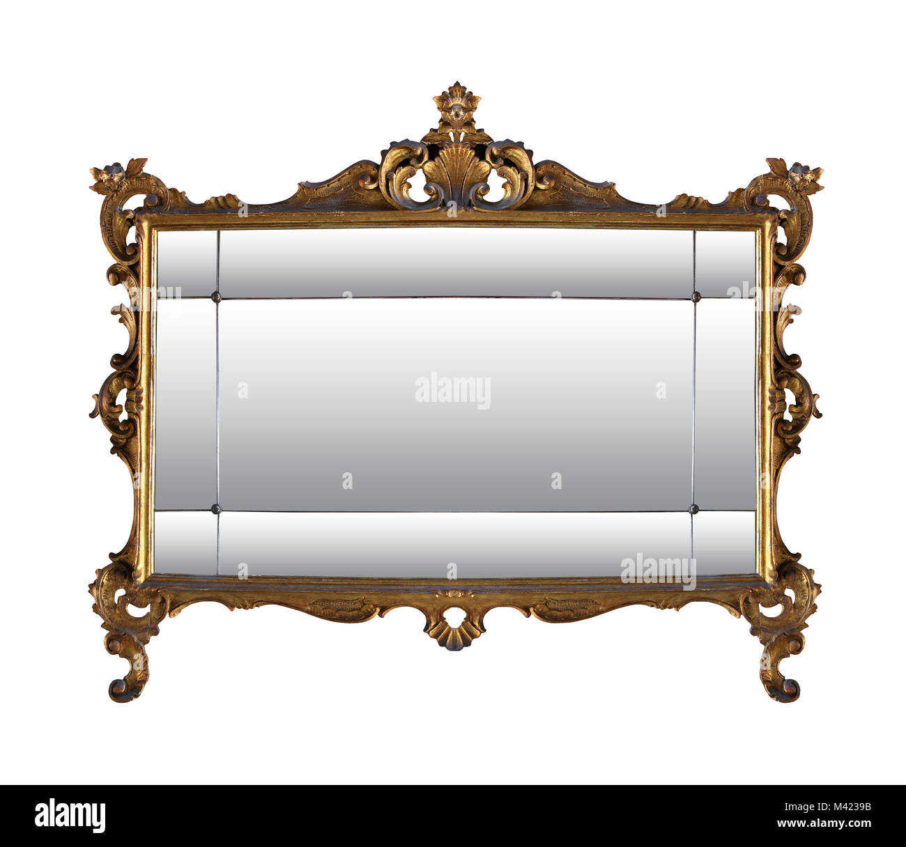 Gold Mirror Frame Stock Photos & Gold Mirror Frame Stock Images - Alamy