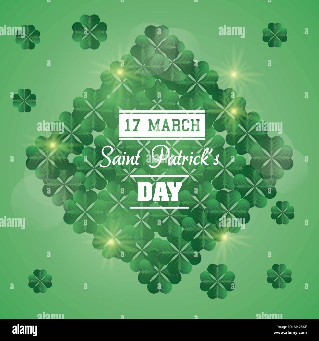 fe14e2143 SAint patricks day party - Stock Vector
