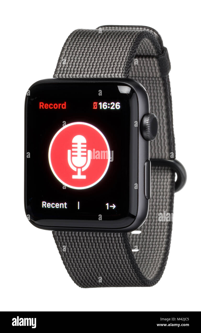 how to screen record on apple watch