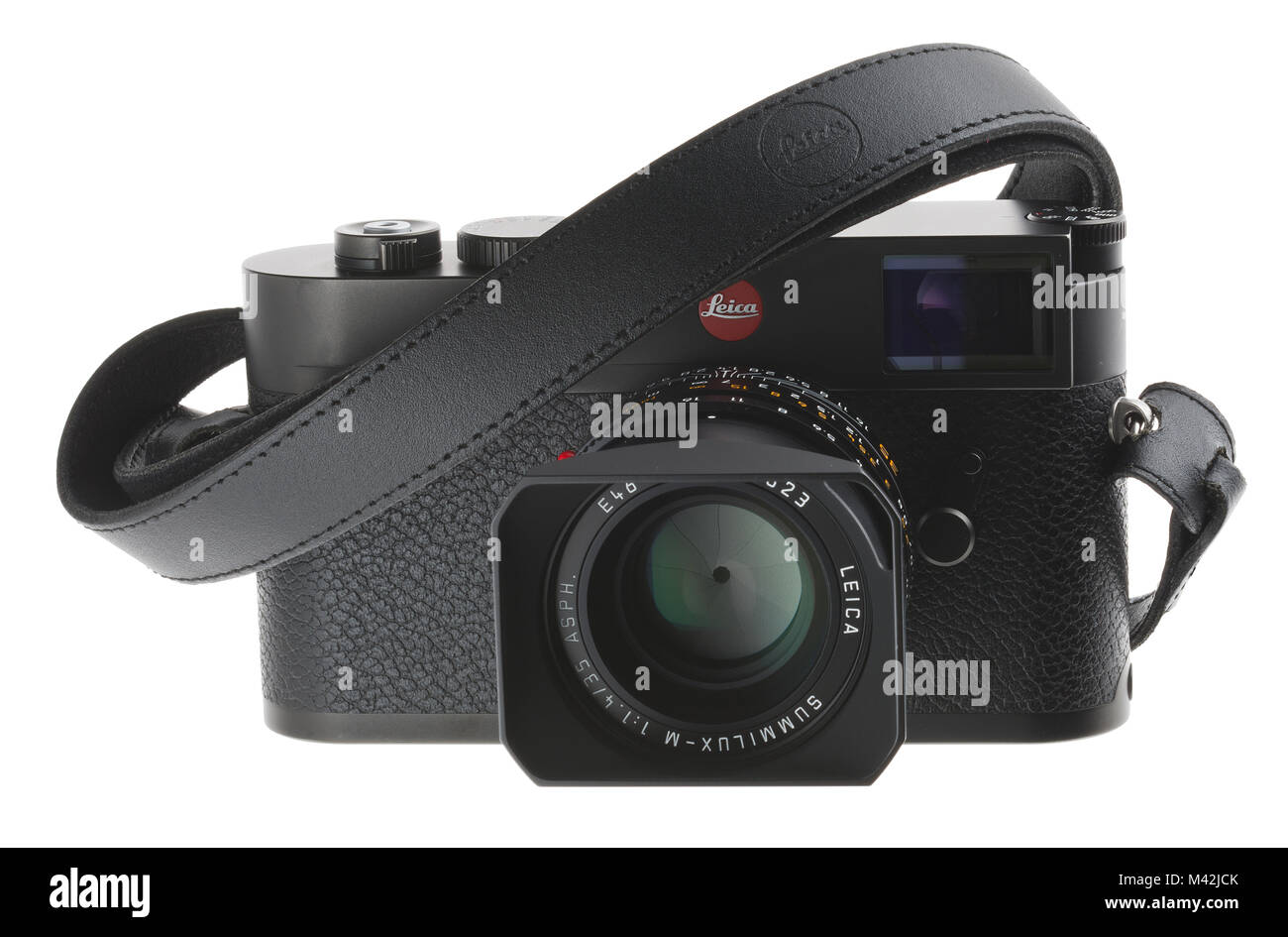Leica M10 camera - Stock Image