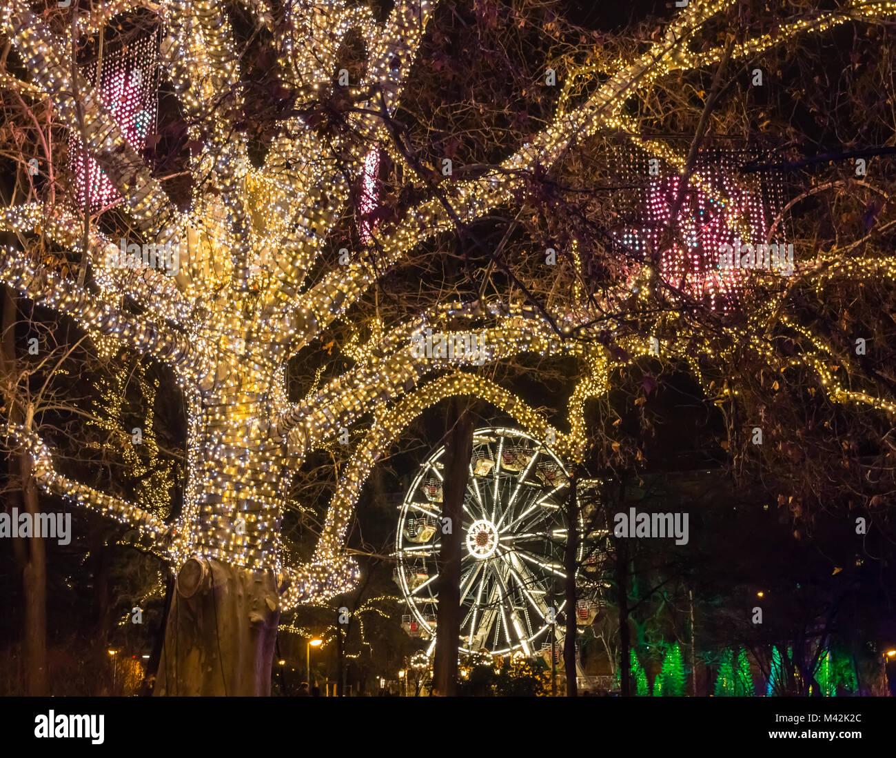 Christmas Room Stock Vector Image Of Illuminated: Austria Christmas Decorations Stock Photos & Austria