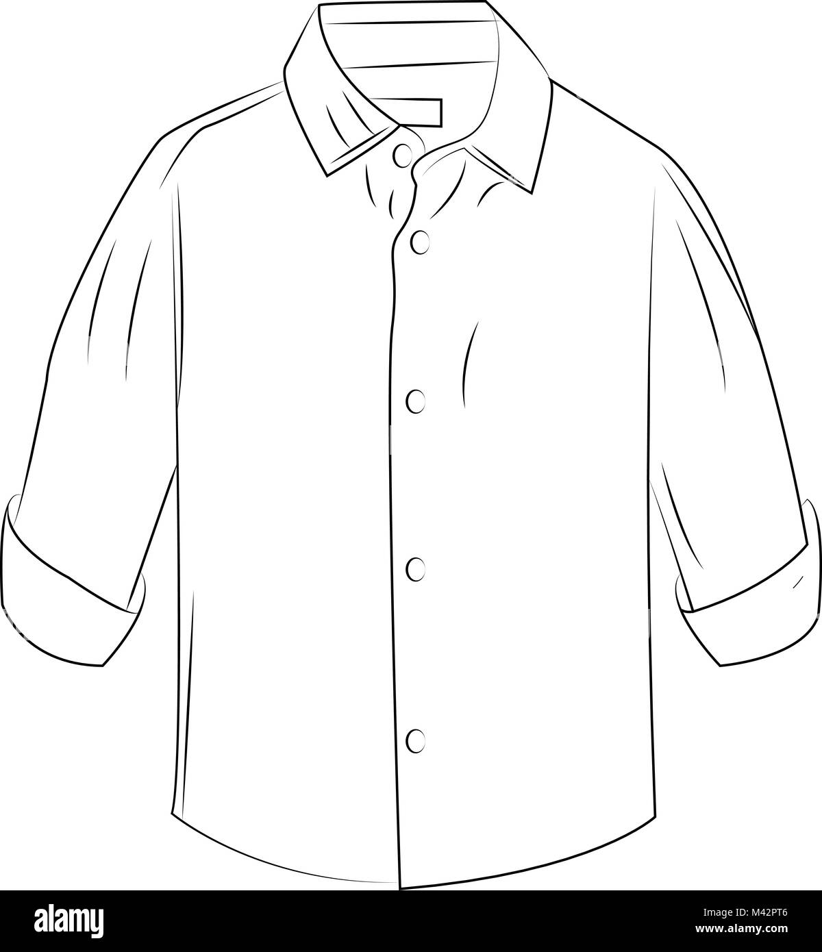 Clothes For Everything For Children Men Women Coloring And