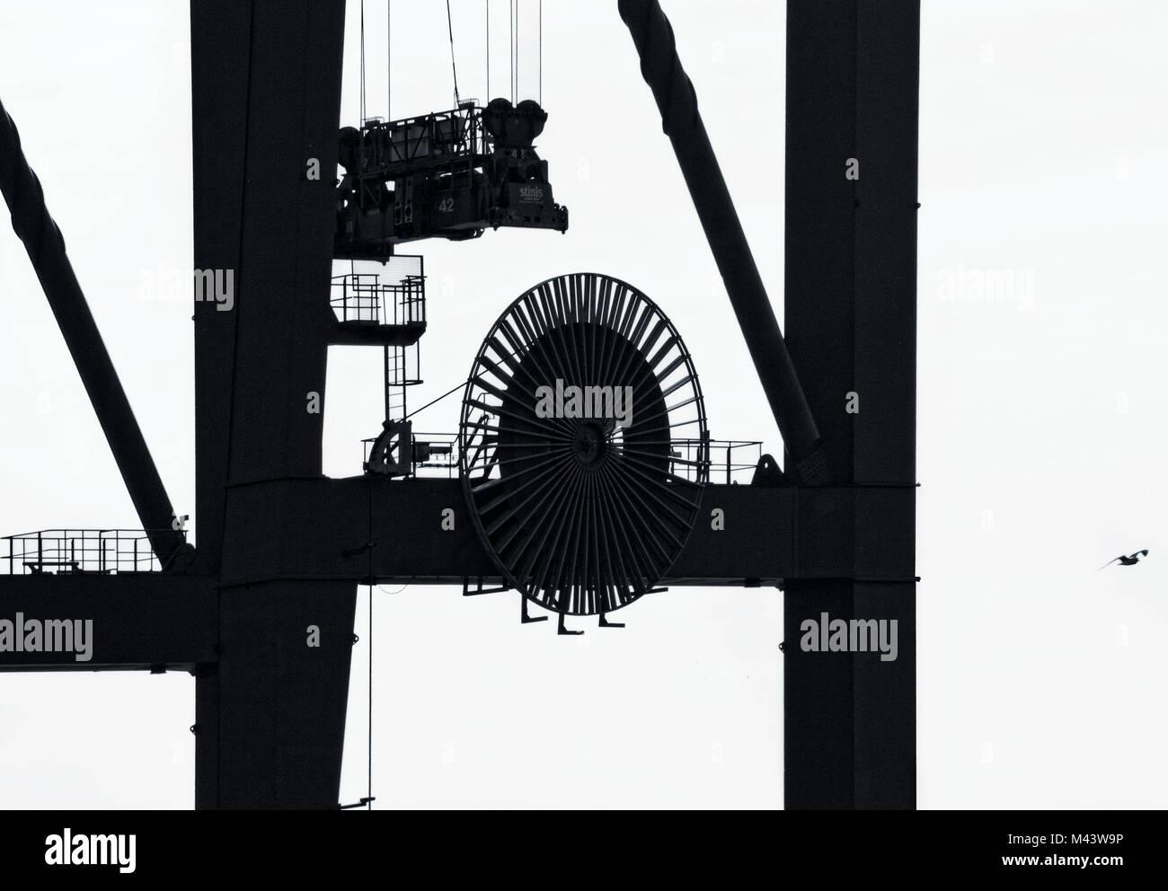 Hamburg 1.0 - Stock Image