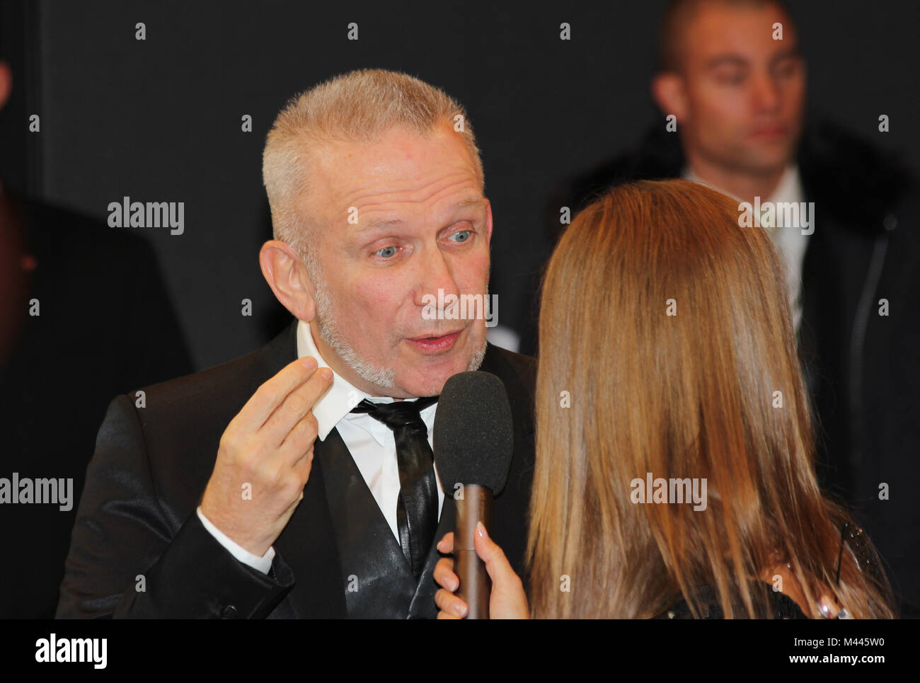 GQ Men of the Year award: Jean Paul Gaultier - Stock Image