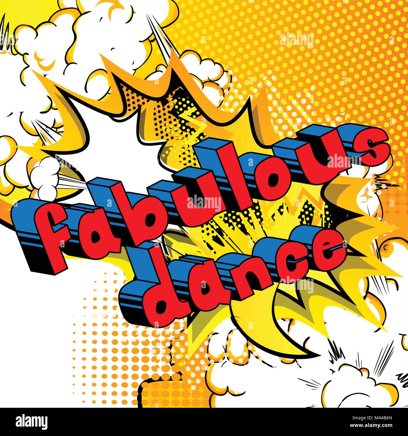 Free Comic Book Day Flyer: Dance Club Card Stock Photos & Dance Club Card Stock