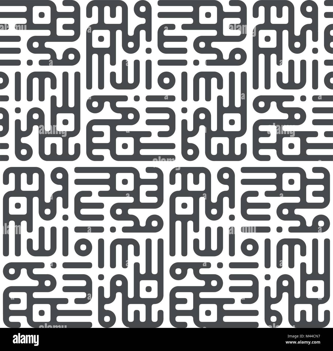 Geometric Kufic Script Stock Photos & Geometric Kufic Script