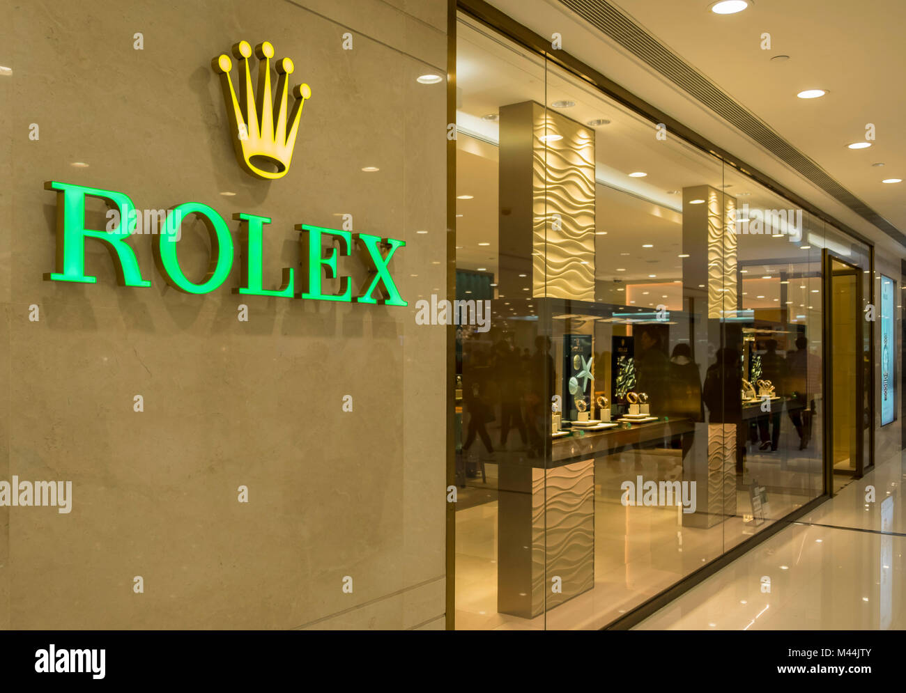 b242a012a00 Rolex Watch Store Stock Photos & Rolex Watch Store Stock Images - Alamy