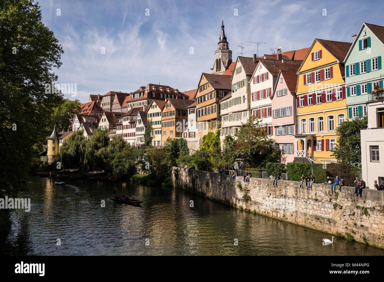 Tübingen, Baden-Württemberg, Deutschland - Stock Image