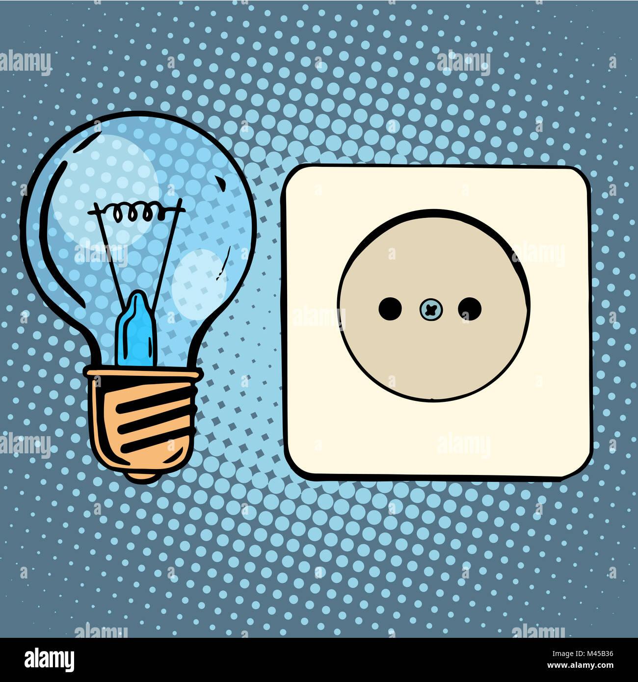 Light Bulb Socket Stock Photos & Light Bulb Socket Stock Images - Alamy