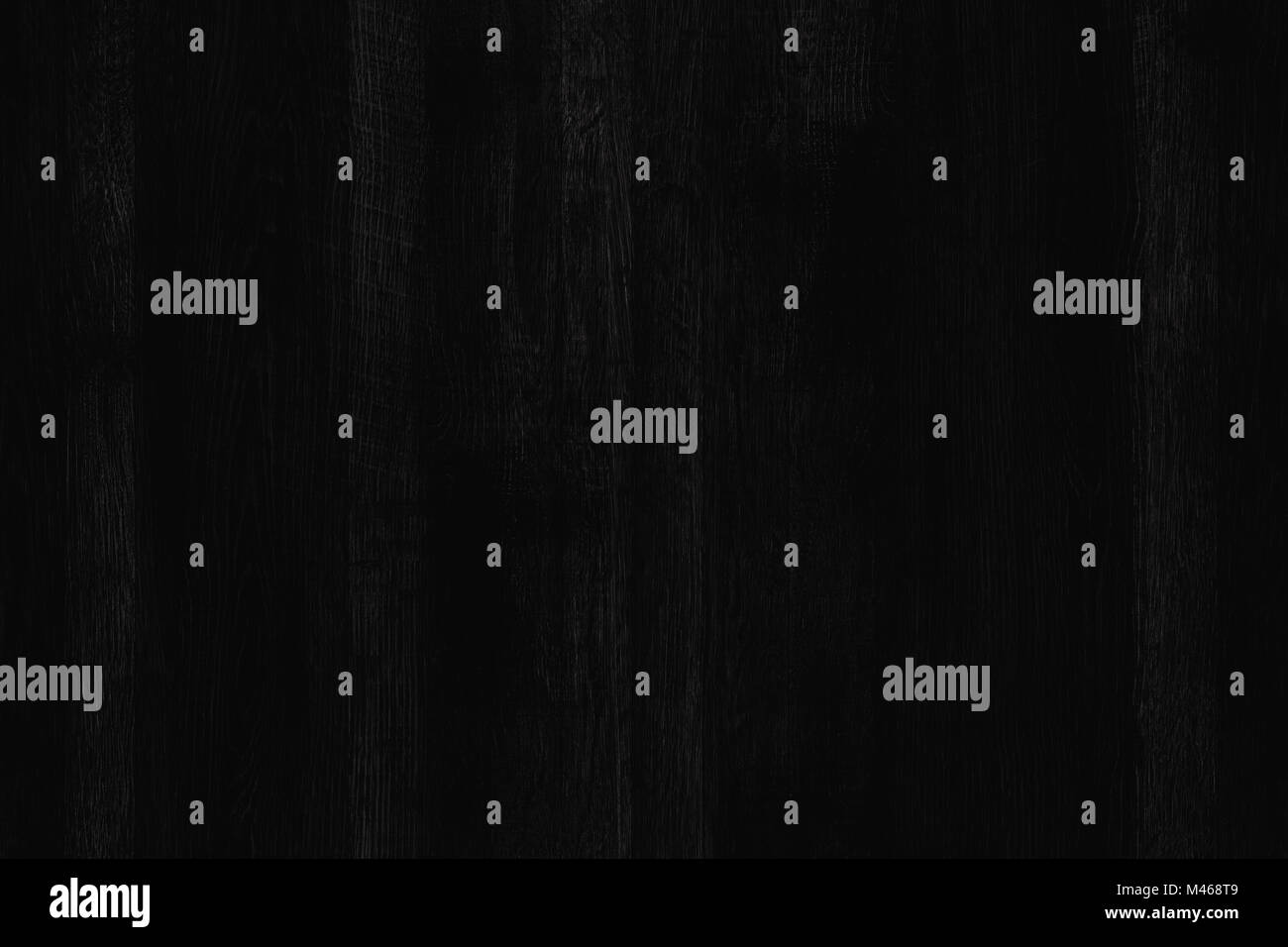 Black grunge wood panels. Planks Background. old wall wooden floor vintage - Stock Image