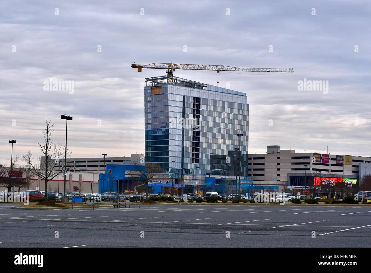 Maryland Live Casino Hotel Hanover Md Usa Stock Photo Alamy