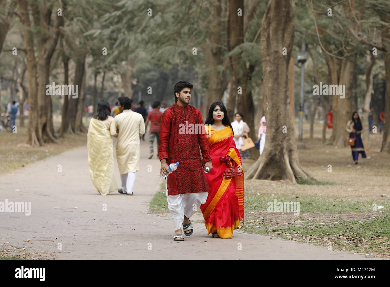 Bangladeshi Couple Photography