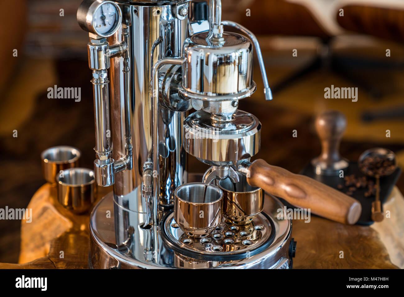High End Luxury Espresso Machine