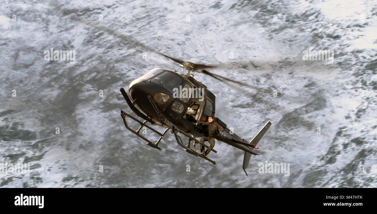 Mission: Impossible – Fallout is an upcoming American action spy film written, directed and co-produced by Christopher Stock Photo