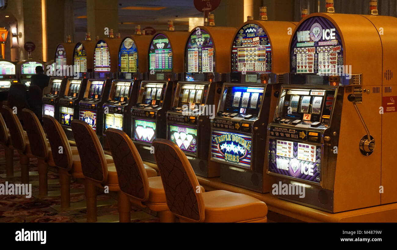 New slots at borgata atlantic city