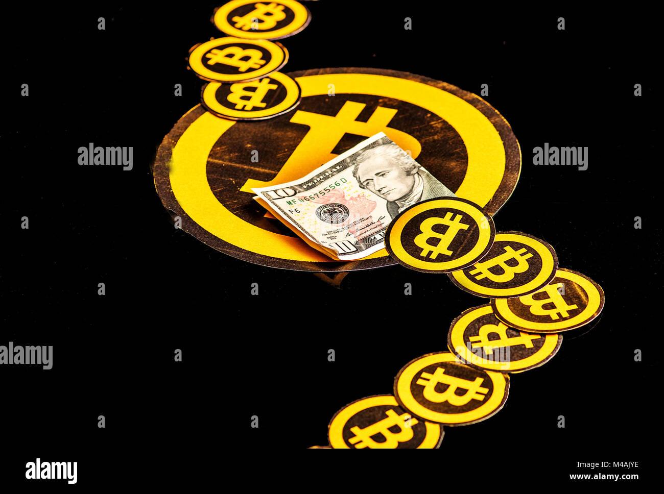 Bitcoins logos igl csgo betting