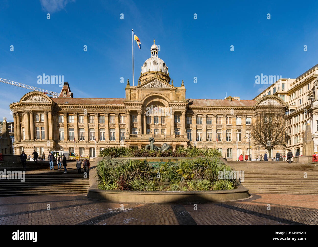 City scenes from Birmingham, UK - Stock Image